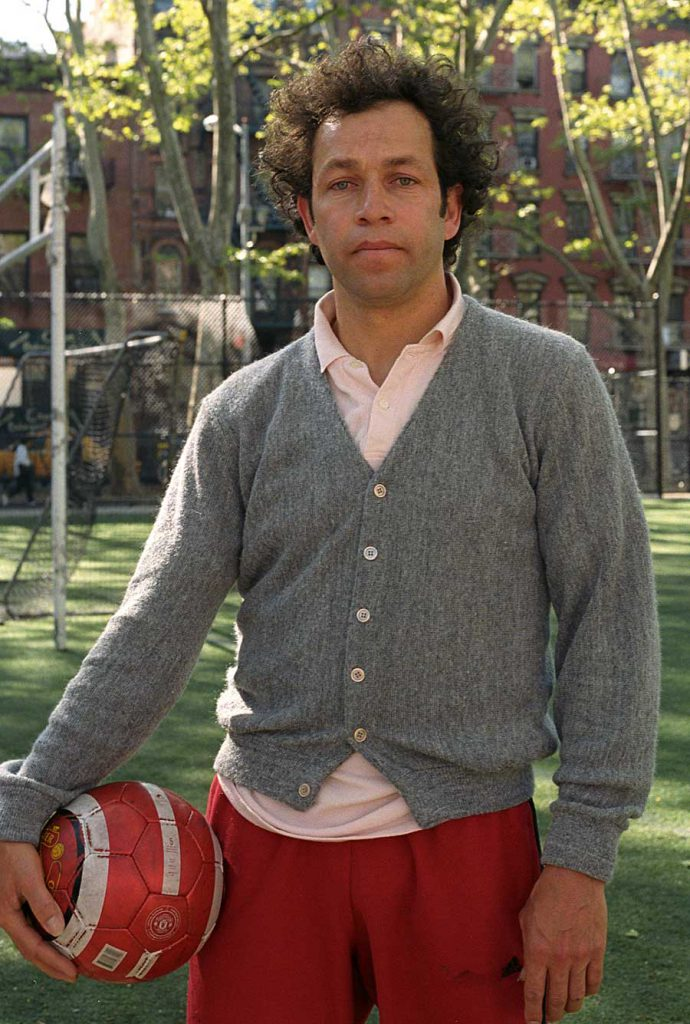 Chinatown Soccer Club - Mark Gonzales by Peter Sutherland (2006)