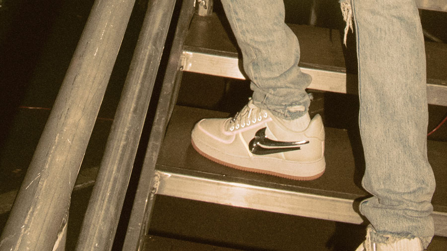 Nike AF100 Air Force 1 Low Travis Scott