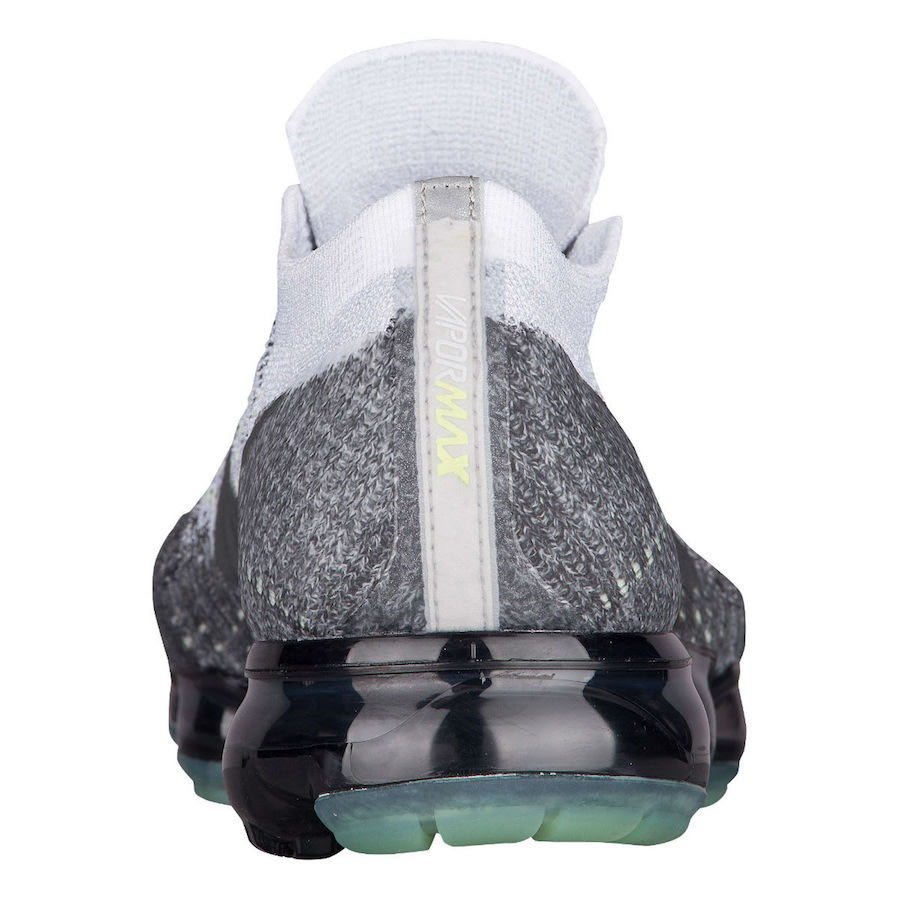 Nike Air VaporMax Heritage Pack - Neon 922915-002 (Back)