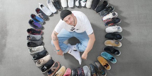 Meet Nike Footscape Collector Maik Lojewski