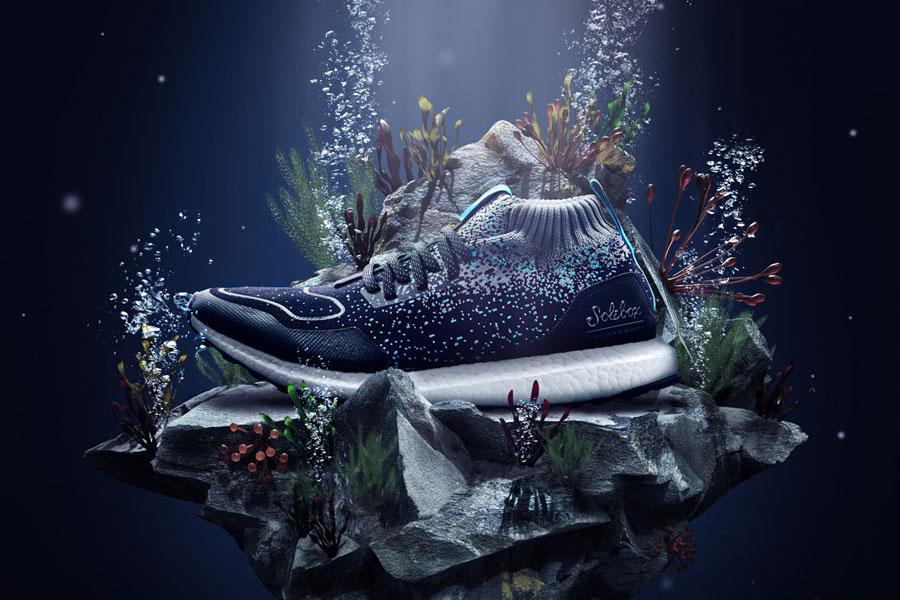 Packer x Solebox x adidas Consortium Sneaker Exchange - UltraBOOST MID
