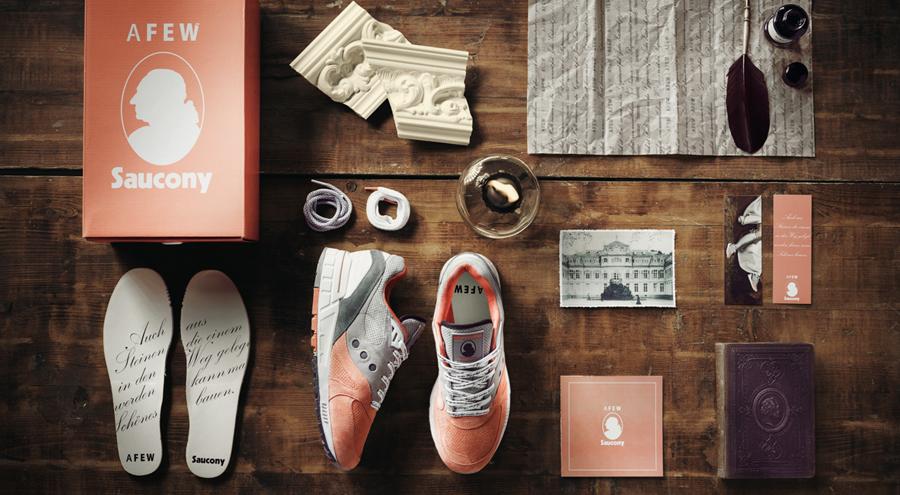 Sneaker Releases in October 2017 - Afew x Saucony Shadow Master 5000 Goethe