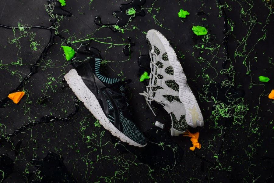 Sneaker Releases October 2017 - ASICS Tiger Halloween Special