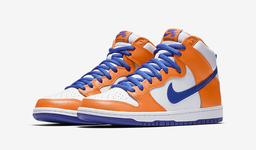 Sneaker Releases October 2017 - Nike SB Dunk High Supa