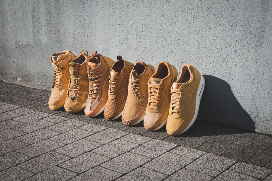 Sneaker Releases October 2017 - Nike Wheat Pack
