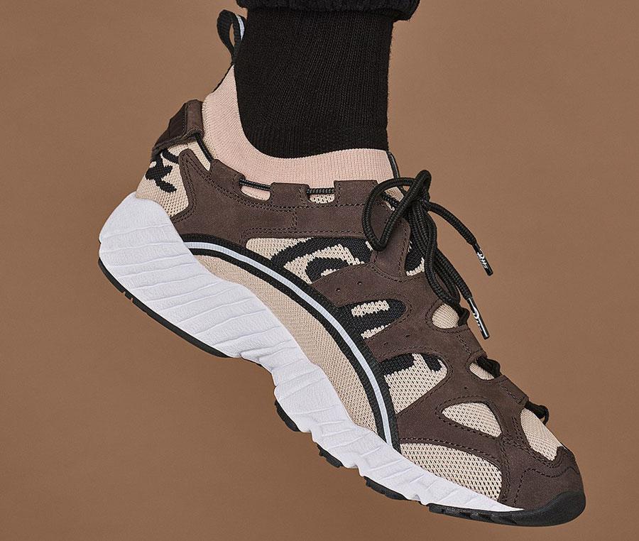 Sneaker Releases October 2017 - Patta x ASICS GEL-MAI Knit