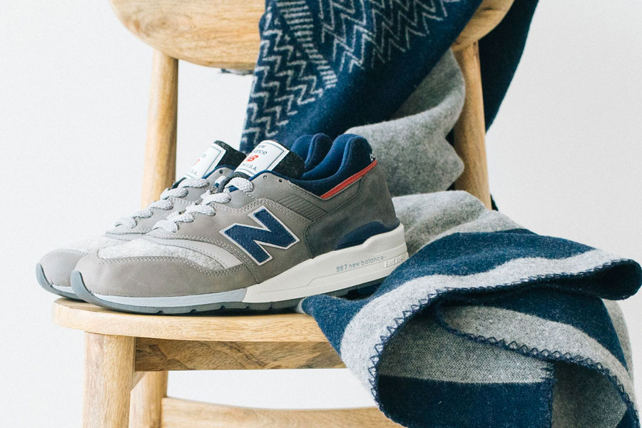 Sneaker Releases October 2017 - Woolrich x New Balance MADE US 997