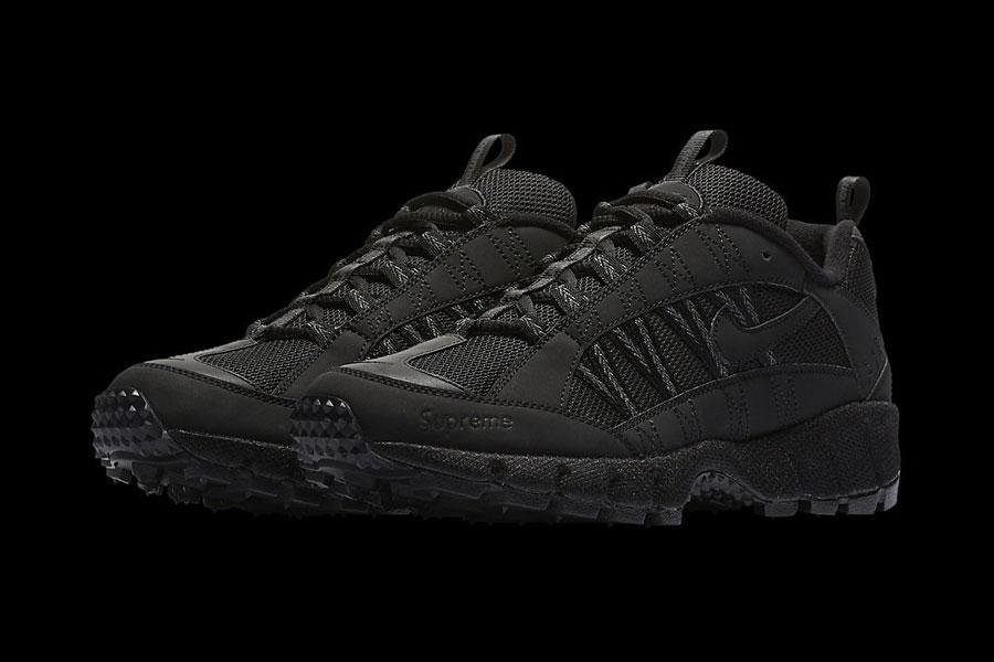 Supreme x Nike Air Humara 17 (Black)