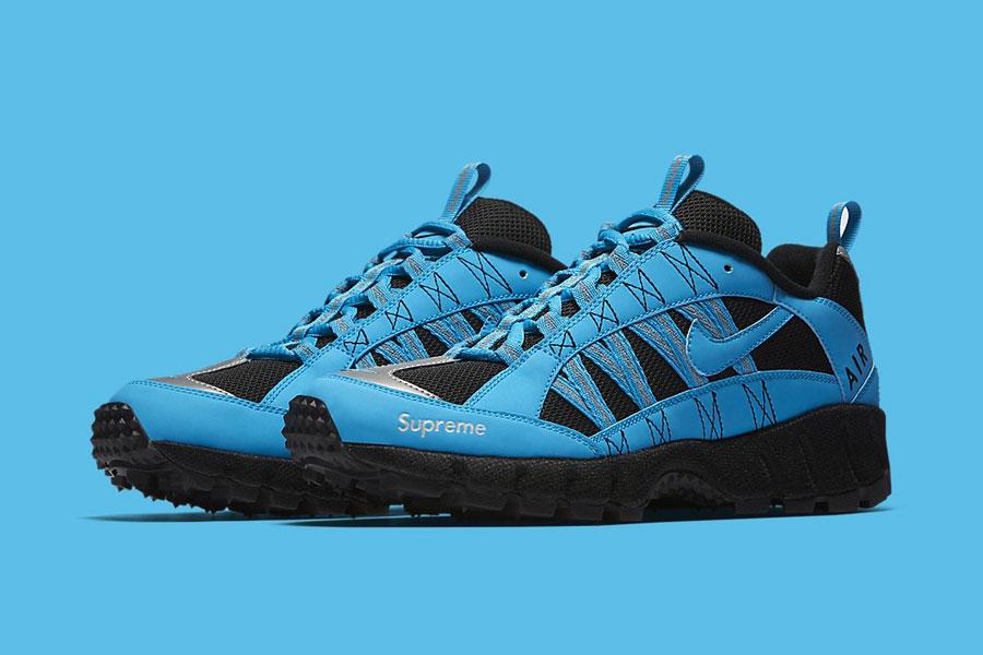 Supreme x Nike Air Humara 17 (Blue)