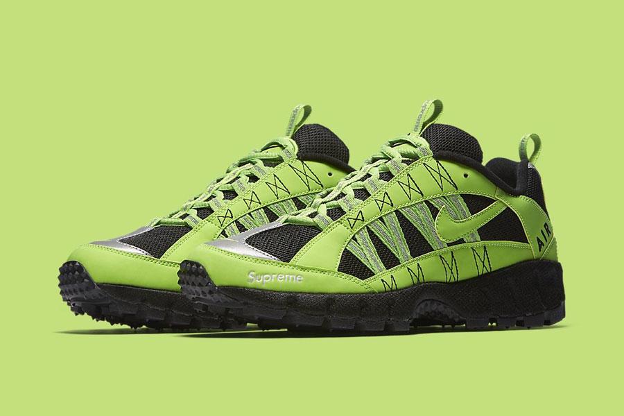 Supreme x Nike Air Humara 17 (Green)