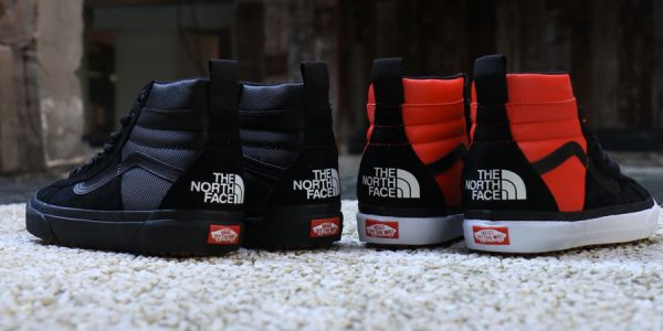 The North Face x VANS – Fall 2017 Collection