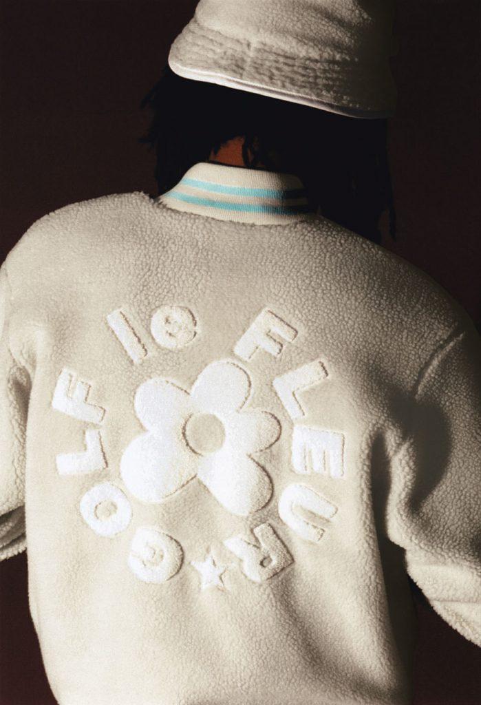 Tyler The Creator x Converse GOLF le FLEUR - College Jacket