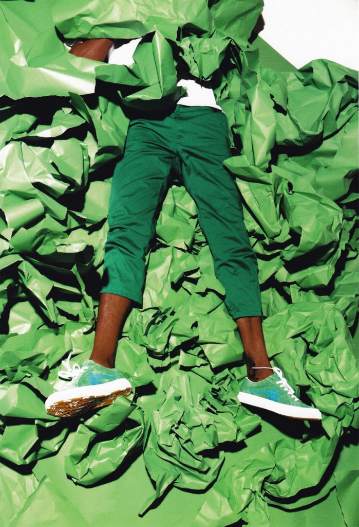 Tyler The Creator x Converse GOLF le FLEUR Jolly Green (Lifestyle)