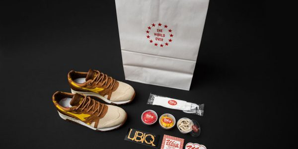 UBIQ and Diadora Present a Mouth-Watering N.9000