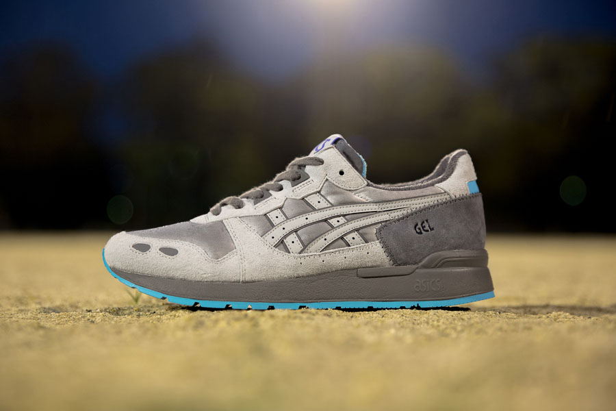 size? x ASICS TIGER GEL-Lyte OG Japanese Baseball (Side)