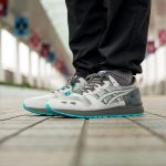 size? x ASICS TIGER GEL-Lyte OG Japanese Baseball (On feet)
