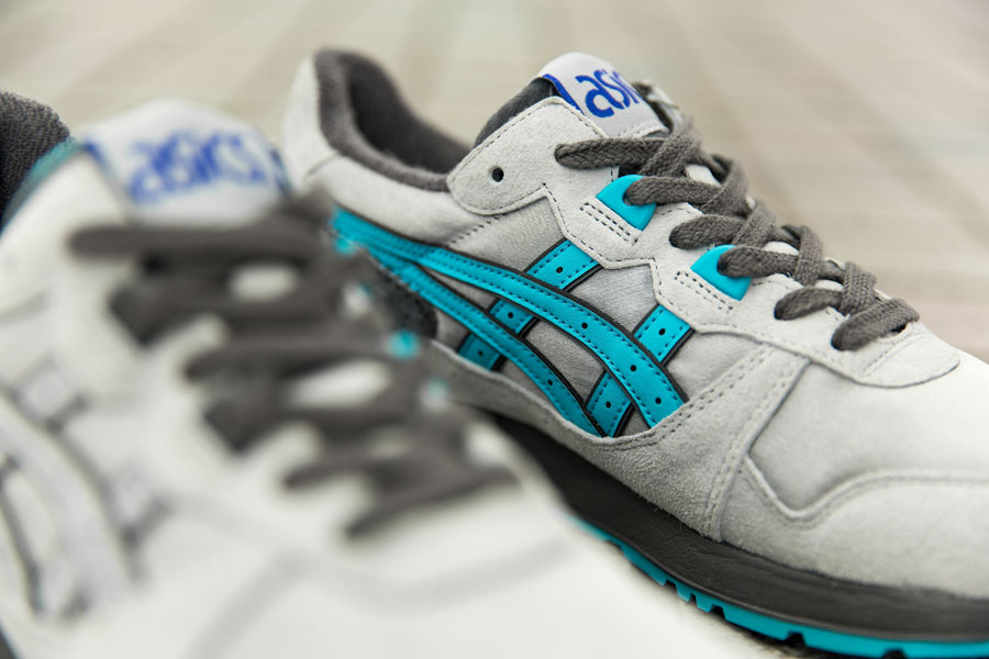 size? x ASICS TIGER GEL-Lyte OG Japanese Baseball (Stripes)