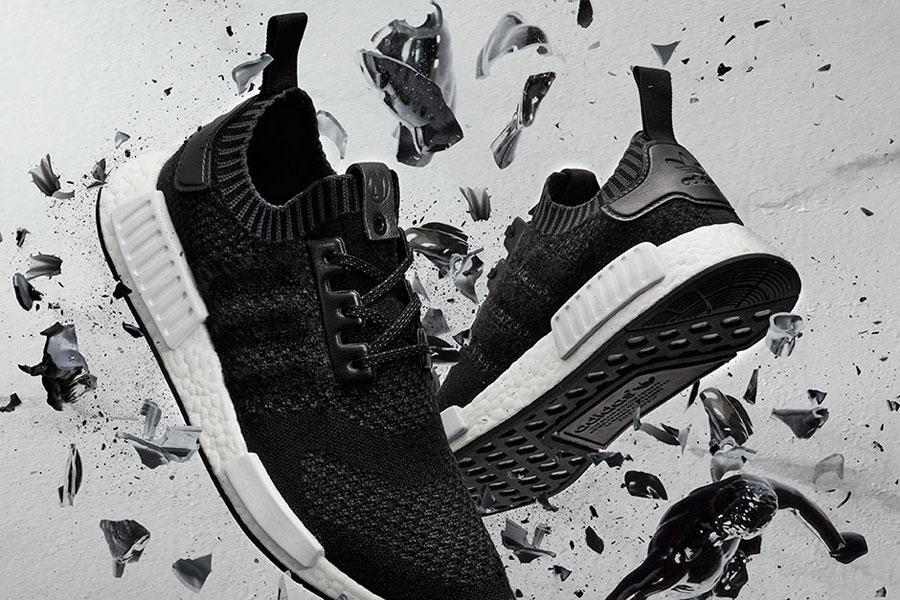 A Ma Maniere x Invincible x adidas Consortium Sneaker Exchange - NMD R1 PK (Mood)