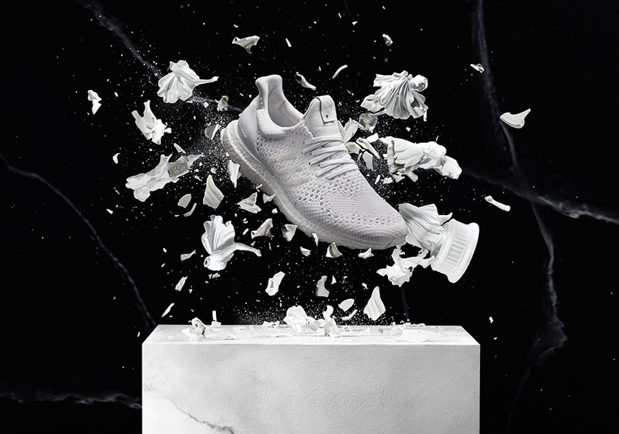 A Ma Maniere x Invincible x adidas Consortium Sneaker Exchange - UltraBOOST Uncaged