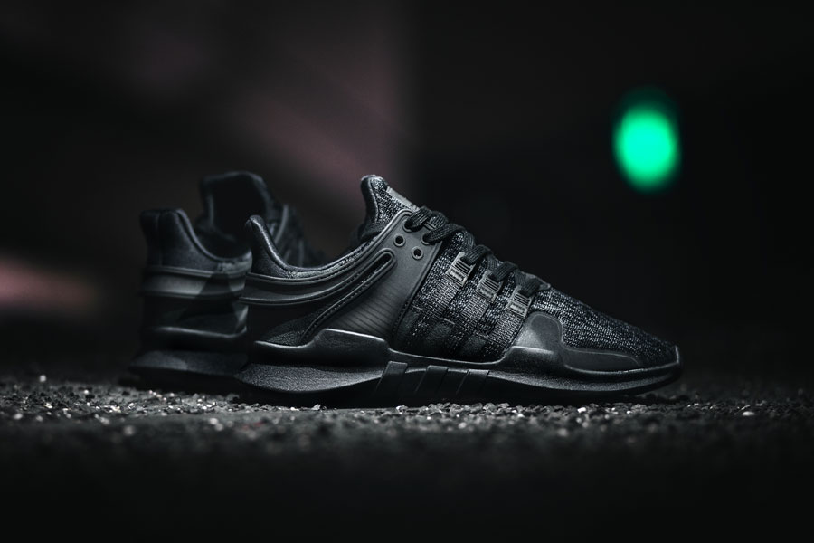 adidas EQT Black Friday Pack - Support ADV (Side)