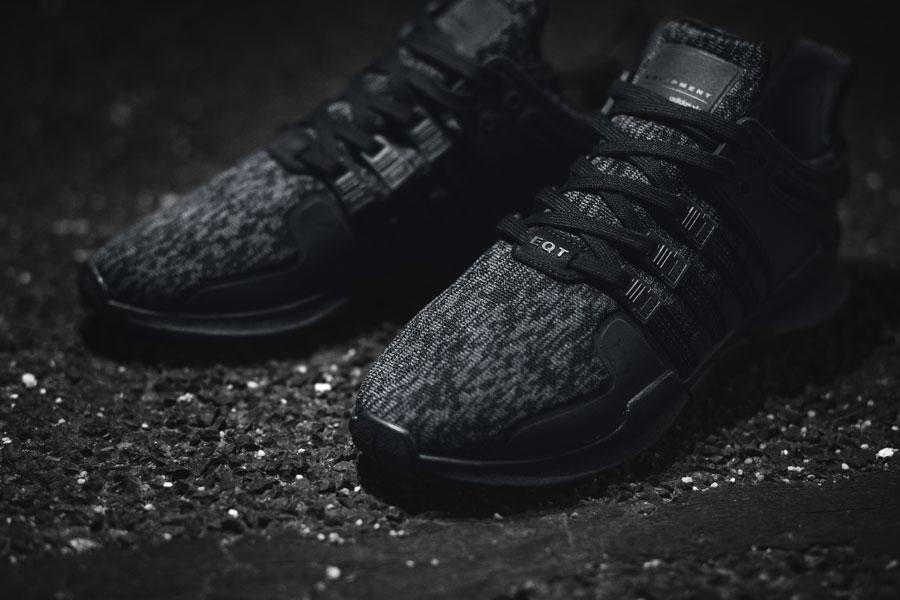 adidas EQT Black Friday Pack - Support ADV (Toebox)