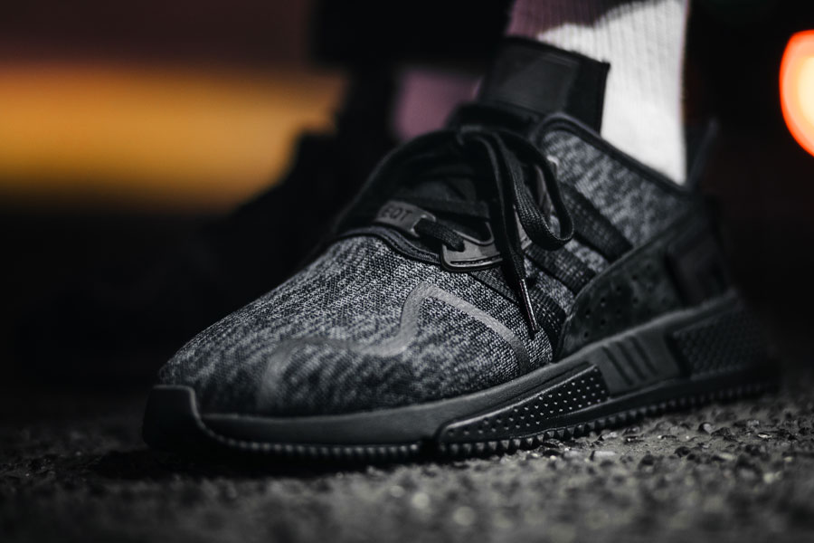 adidas EQT Black Friday Pack - Support Cushion Side (On feet)