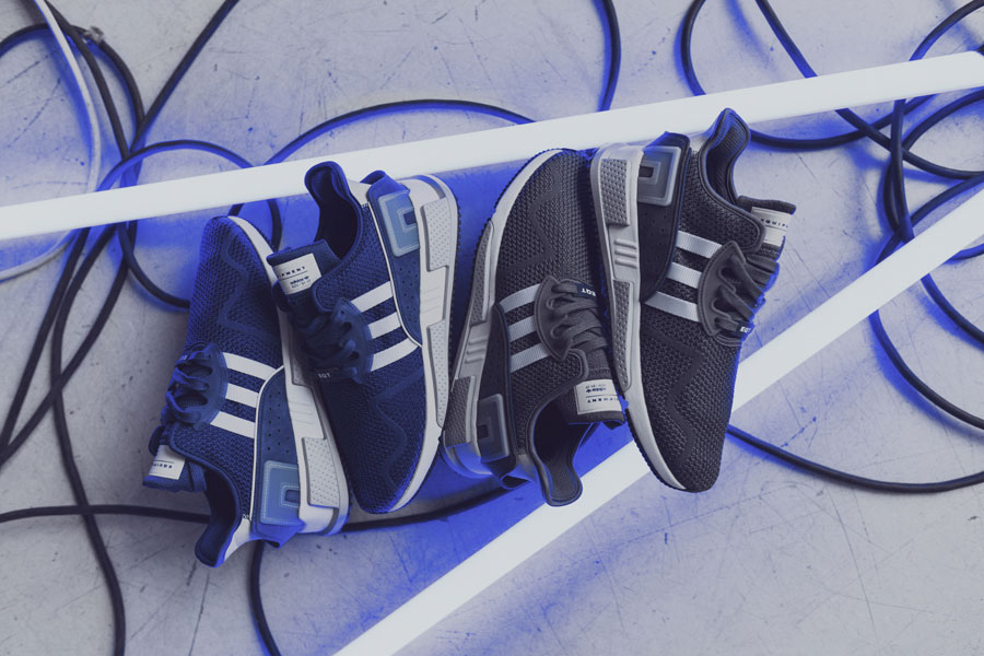 adidas EQT Cushion ADV Blue 95