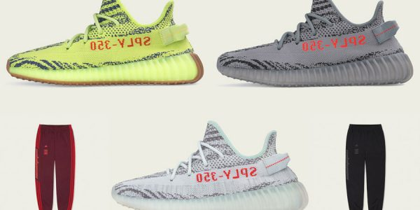 YEEZY BOOST 350 v2 – New Release Dates