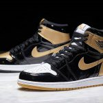 Air Jordan 1 Gold Top 3 (861428-001) - END Title