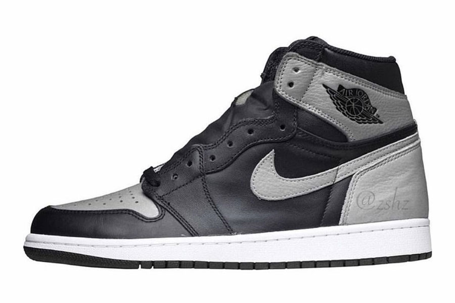 Air Jordan Release Dates 2018 - Nike Air Jordan 1 High OG Retro Shadow