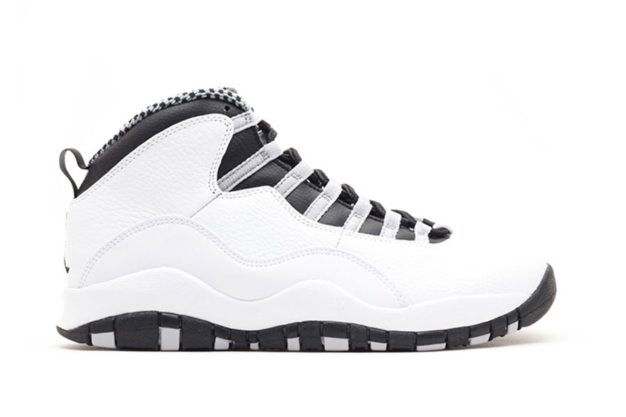 Air Jordan Release Dates 2018 - Nike Air Jordan 10 OG Retro Steel
