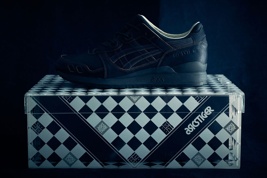 ASICS GEL-LYTE III Made In Japan - Dark Indigo