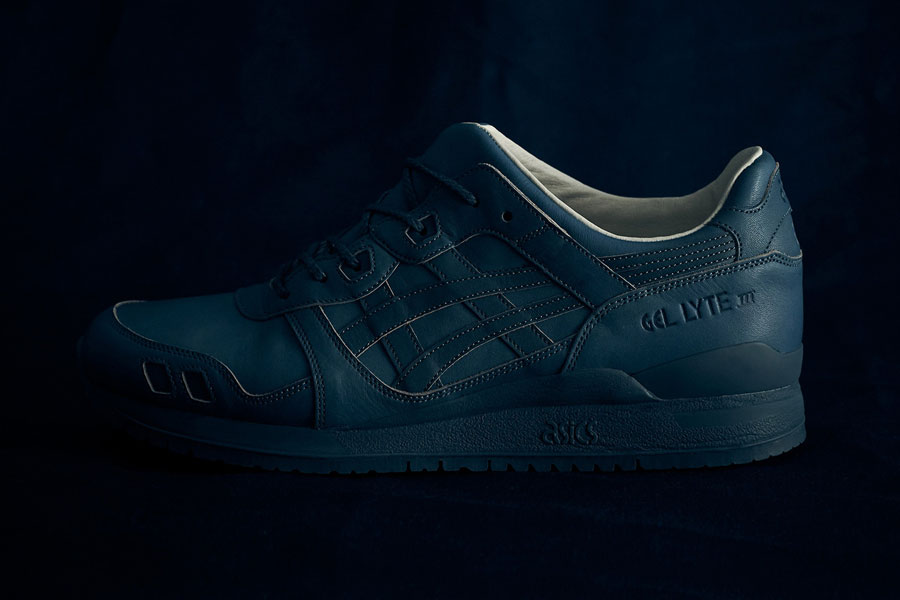 ASICS GEL-LYTE III Made In Japan - Light Indigo (Side)