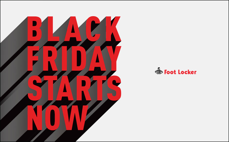 Black Friday Sneaker Sales 2017 - Foot Locker