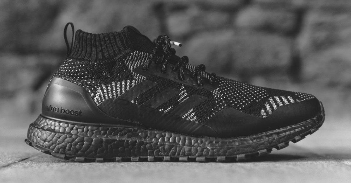 5bc74795edb1a KITH X Nonnative X Adidas UltraBOOST Mid Sneakers Magazine