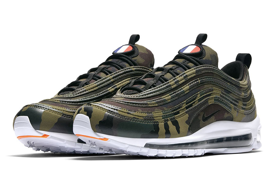 Nike Air Max 97 Country Camo Pack - France