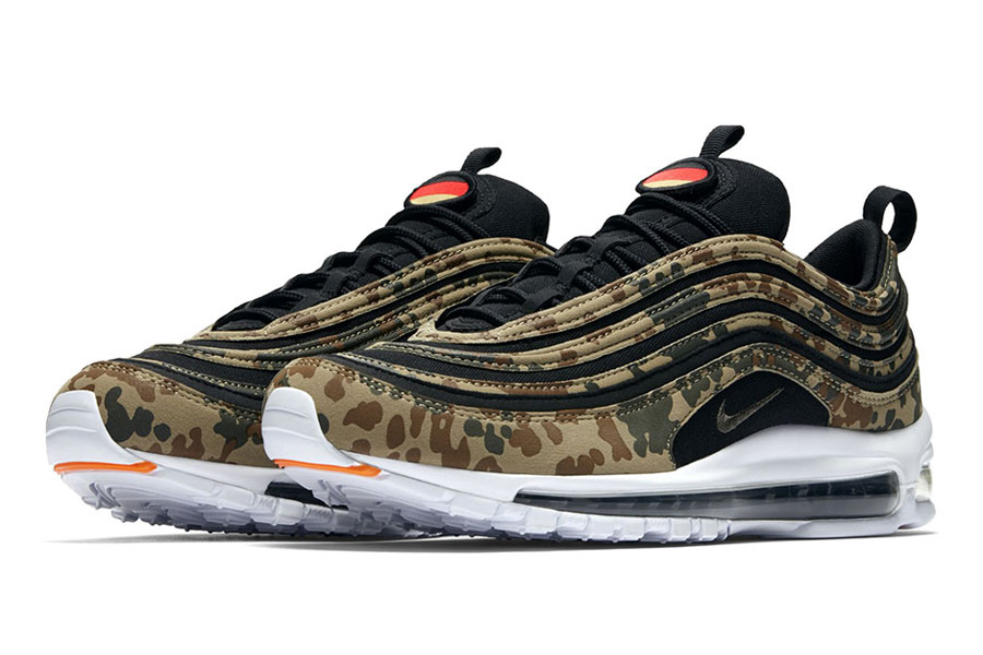 Nike Air Max 97 Country Camo Pack - Germany