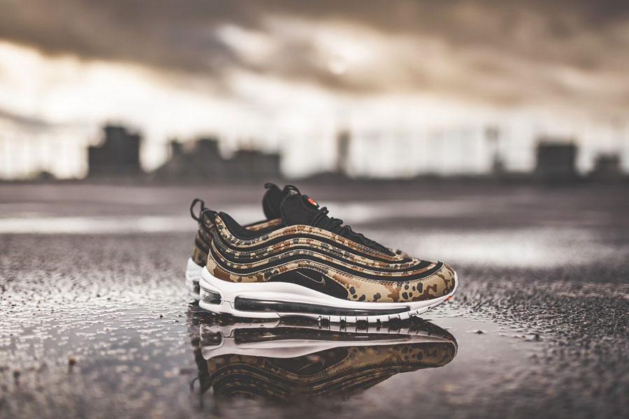Nike Air Max 97 PRM Country Camo Pack Germany
