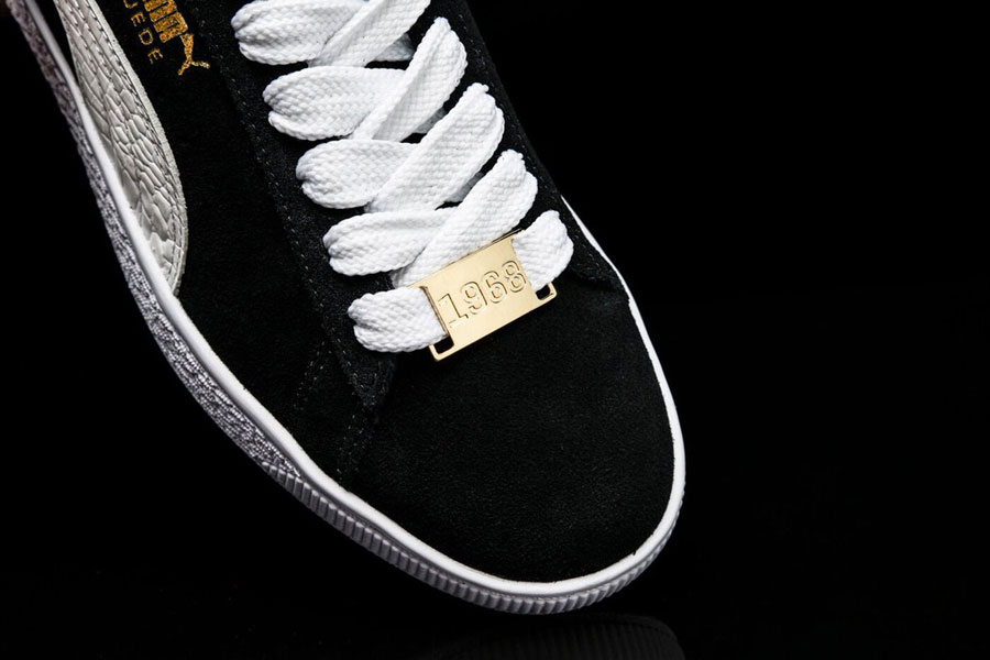 PUMA Suede Classic B-Boy Pack 50th Anniversary - Black (Lace Tag)