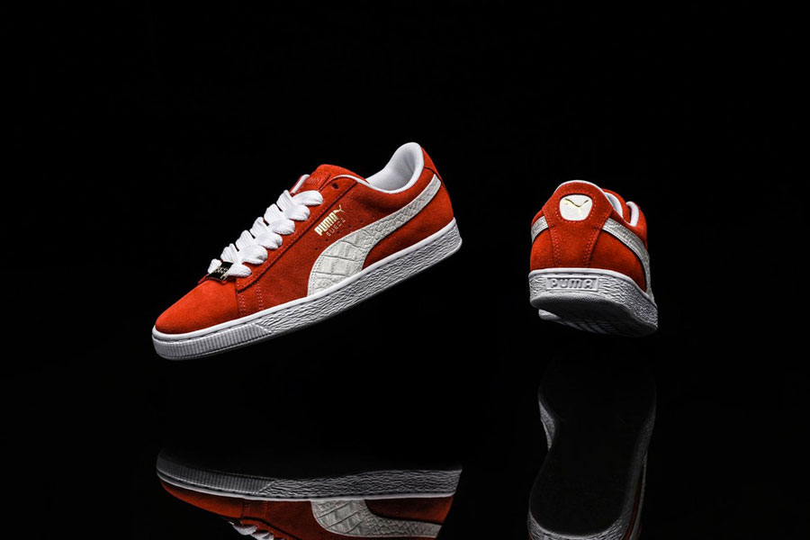 PUMA Suede Classic B-Boy Pack 50th Anniversary - Red