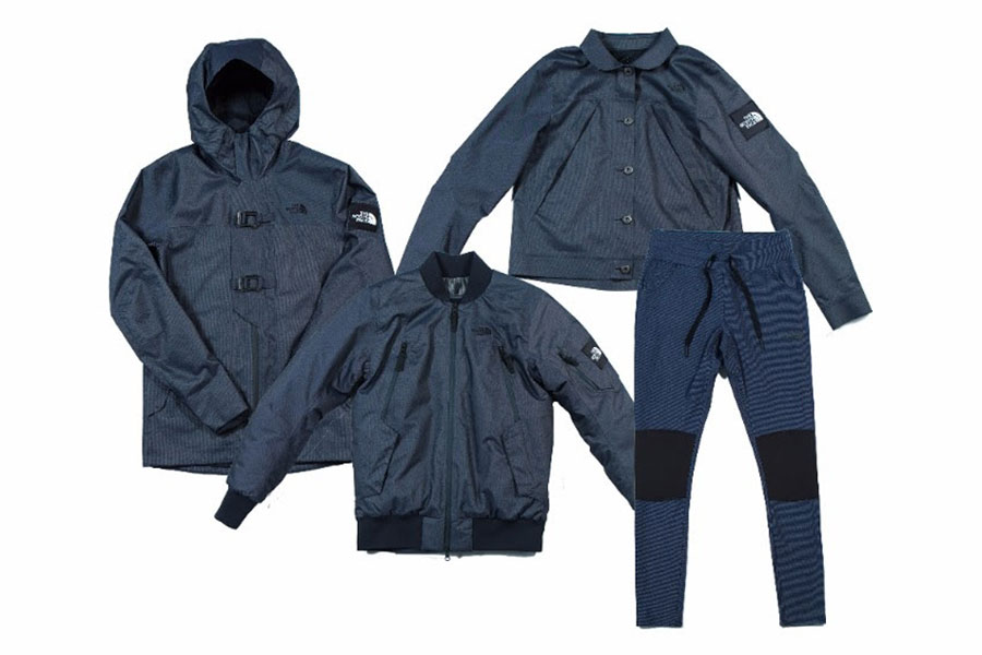 The North Face Berlin - Black Series FW 2017