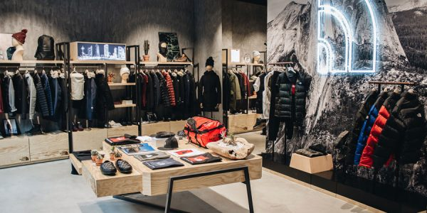 The North Face Opens up an Exclusive Berlin Location