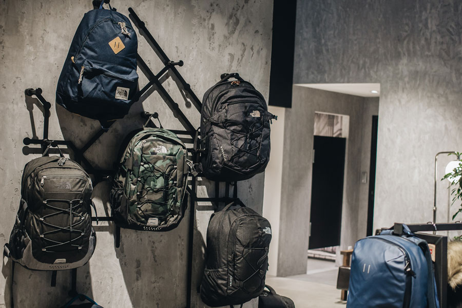 The North Face Berlin - Urban Exploration Store (Backpacks)