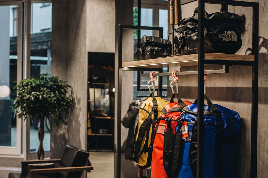 The North Face Berlin - Urban Exploration Store (Bags)