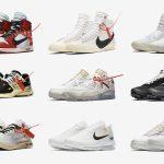 Virgil Abloh OFF-WHITE x Nike Air Presto THE TEN Collection