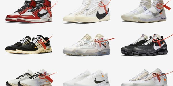 How to Get Virgil Abloh's THE TEN Collection at Nike Today