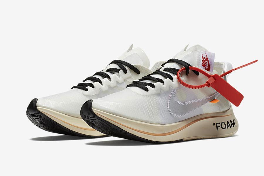 Virgil Abloh OFF-WHITE x Nike THE TEN Zoom Fly