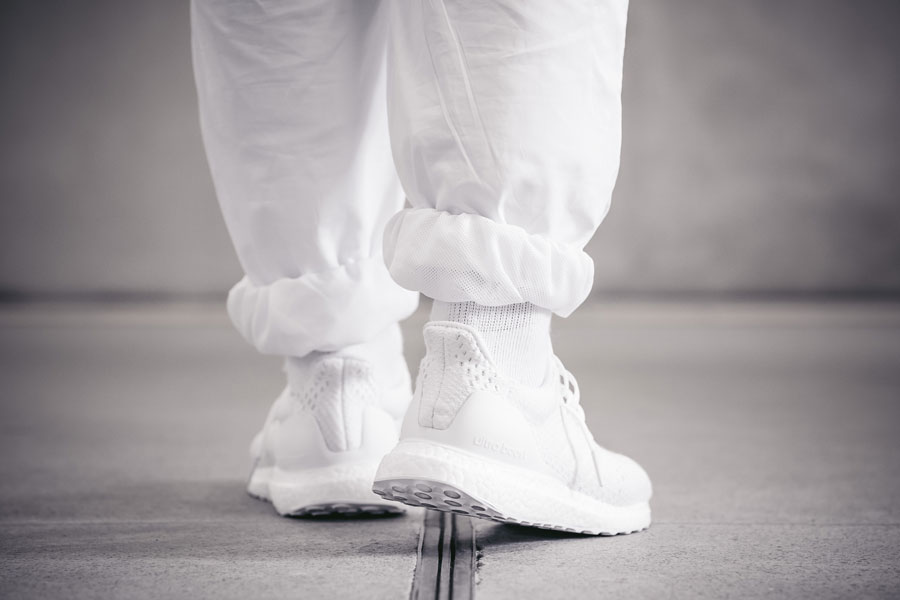 A Ma Maniere x Invincible x adidas Consortium Sneaker Exchange - UltraBOOST (Back)