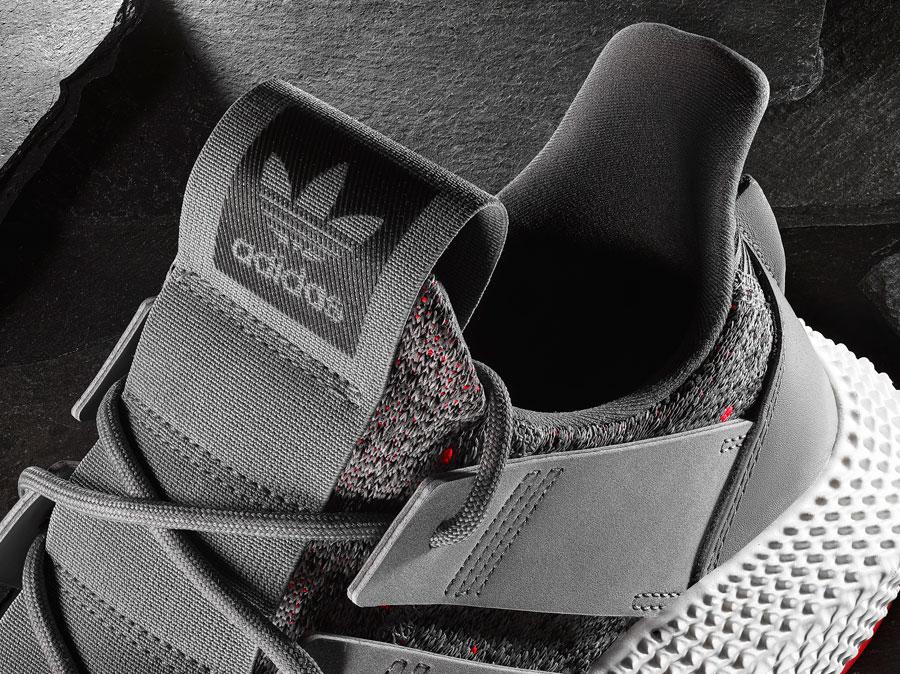 adidas Prophere Grey (CQ3023) - Tongue