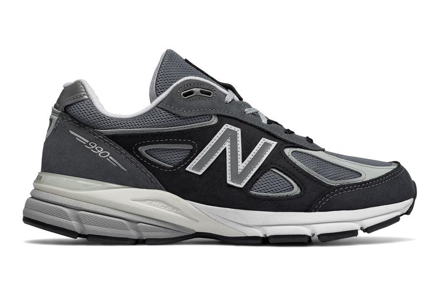 New Balance 990 Nubuk - Side
